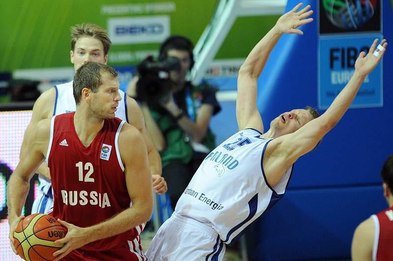 Basquetebol Rússia