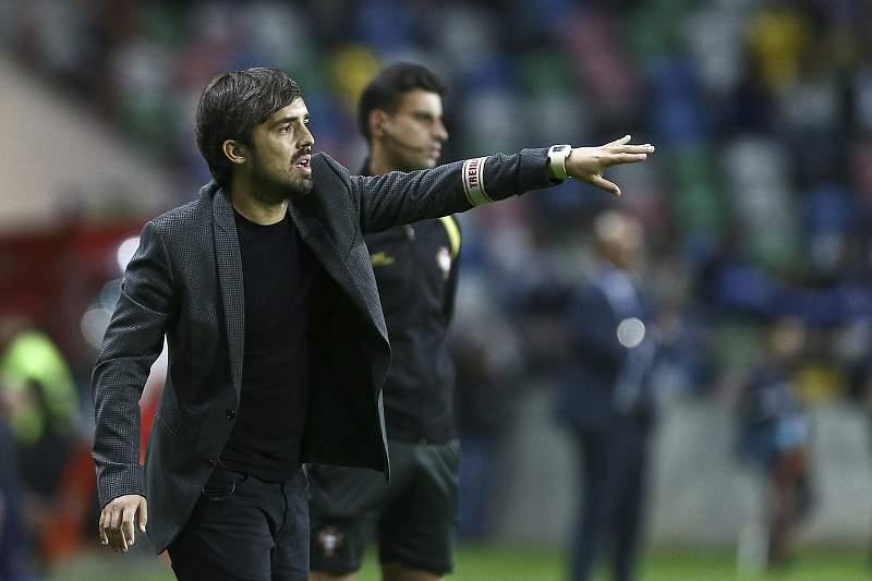 Nuno Pedro, treinador do Gafanha