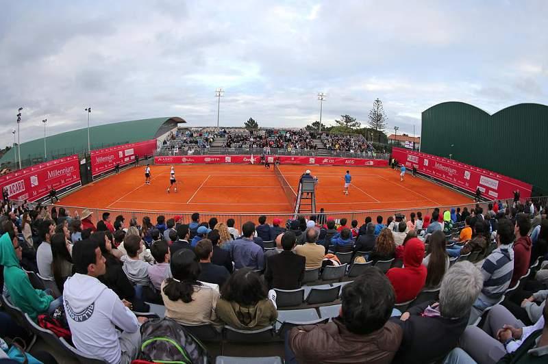 Court central do Estoril Open 2016