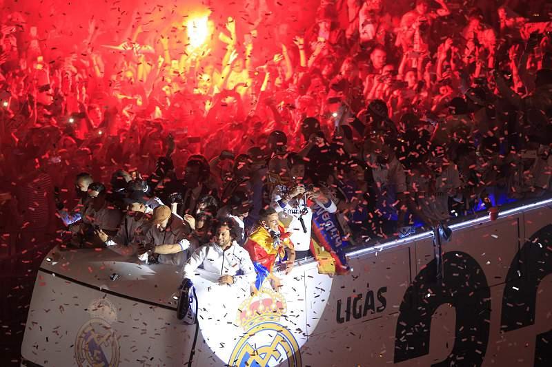 Festa do '33' do Real Madrid