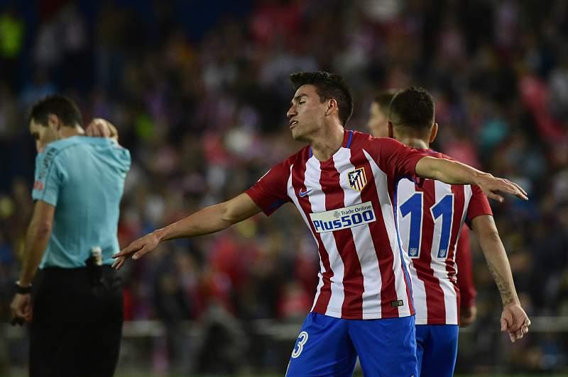 Gaitán no Atlético Madrid