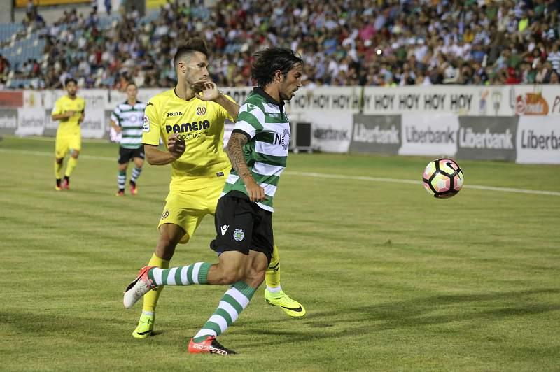 O Sporting saiu derrotado nas grandes penalidades