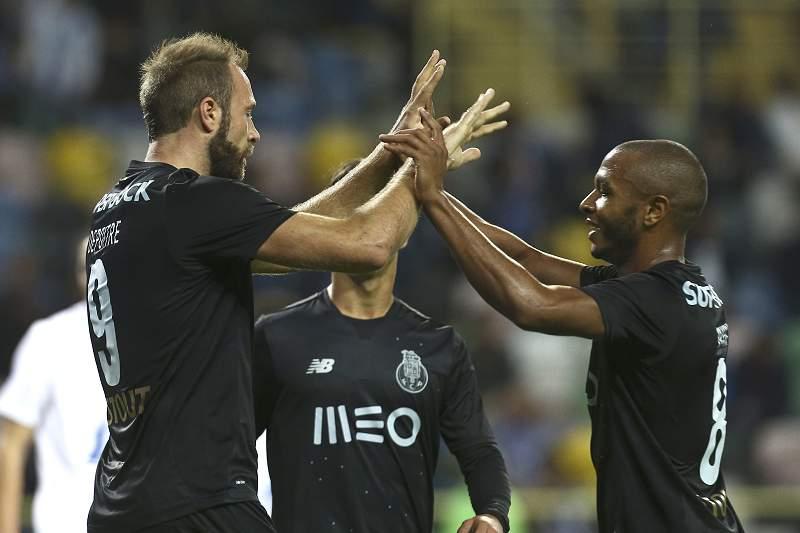 FC Porto festa