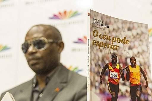 José Sayovo tornou-se no primeiro atleta a ganhar medalhas para a República de Angola nos Jogos Paralímpicos de Verão.