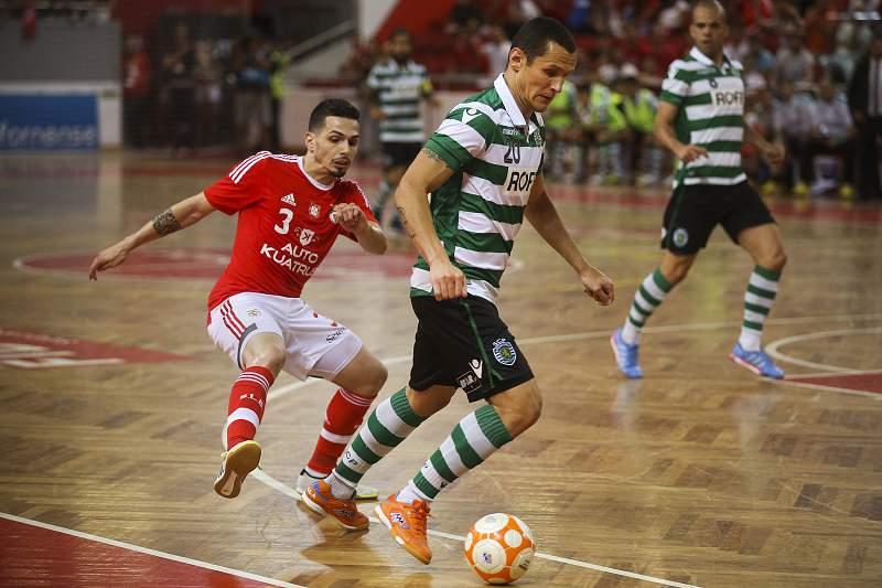 Futsal: Benfica vs Sporting