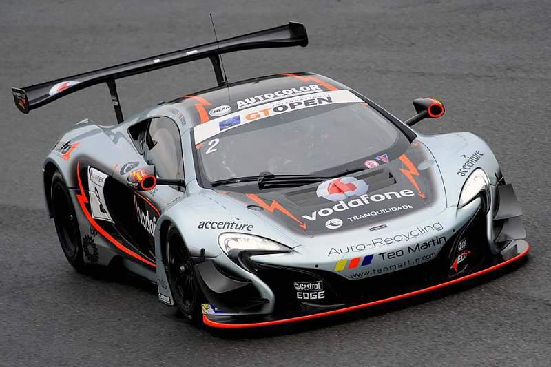 McLaren 650S de Álvaro Parente