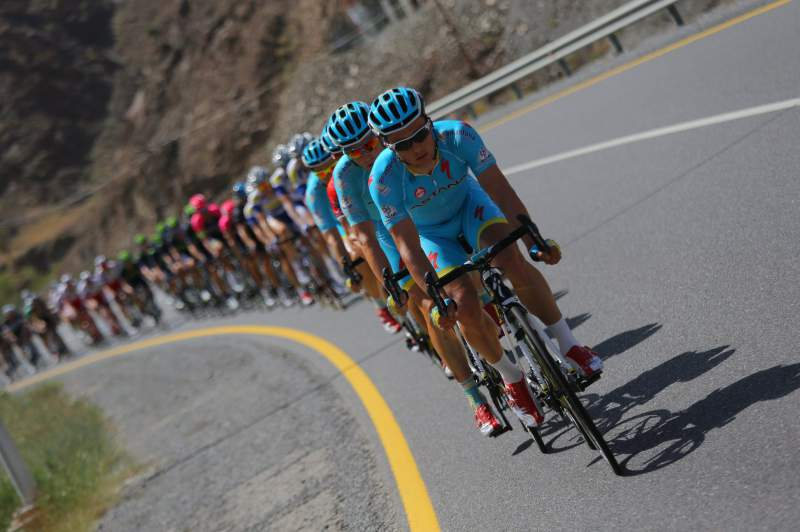 Tour of Oman 2015 - 2nd stage