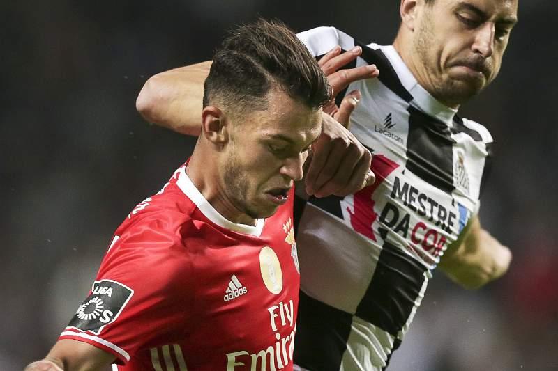 Pedro Pereira pode perder lugar no plantel do Benfica
