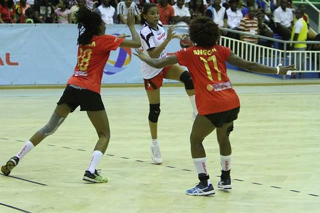 Andebol feminino: Angola