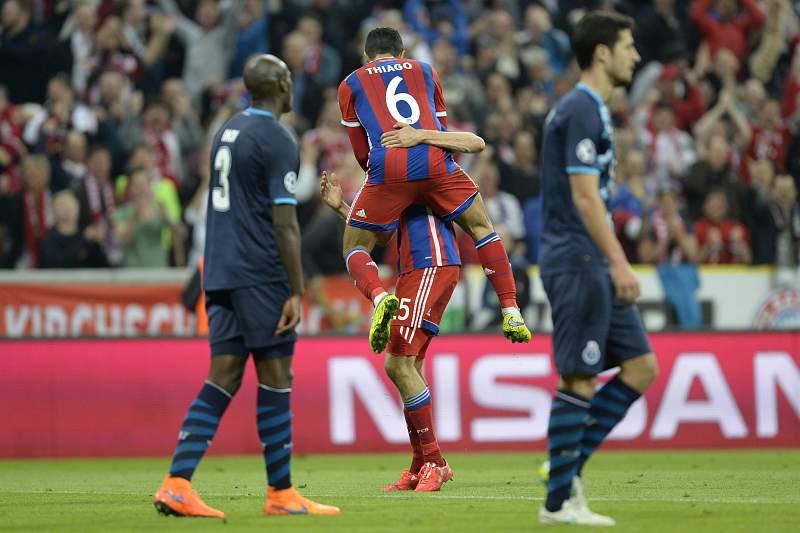 Bayern vs FC Porto