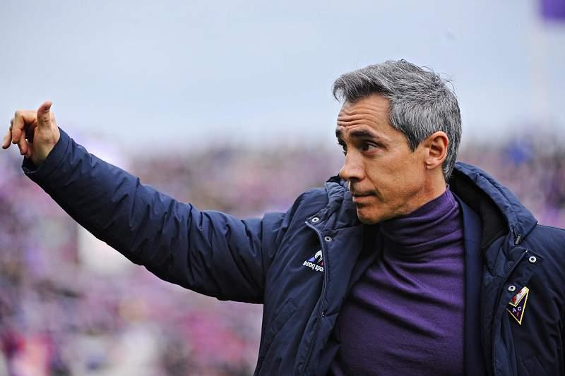Paulo Sousa, treinador da Fiorentina