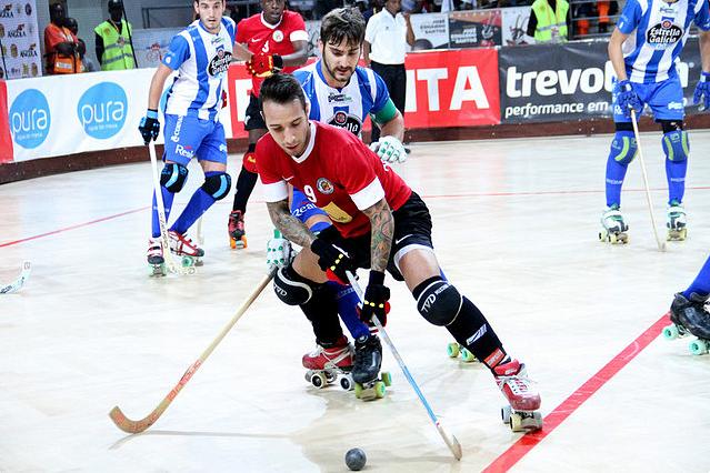 Seleção angolana de hóquei em patins