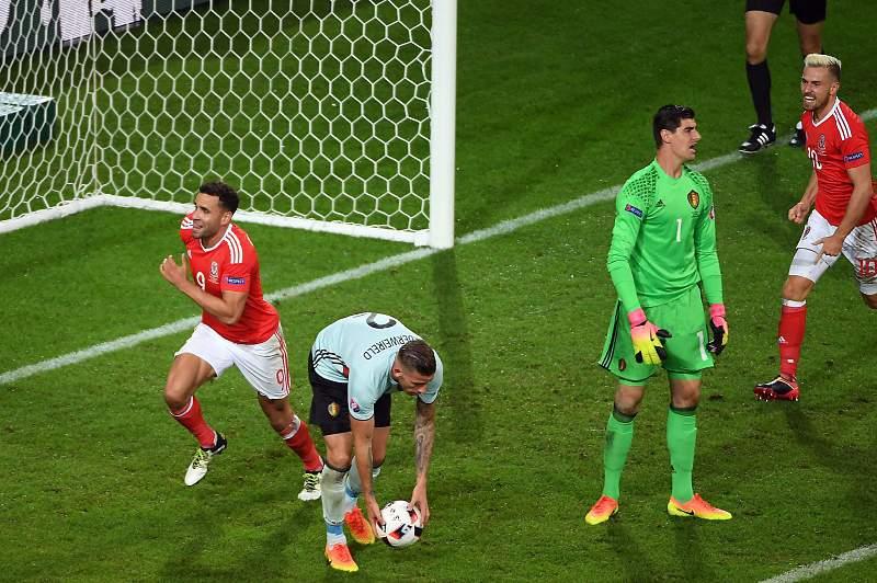 Euro2016: País de Gales - Bélgica