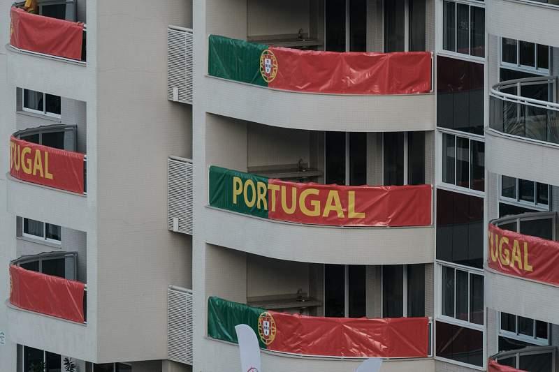Rio2016 aldeia olímpica Portugal