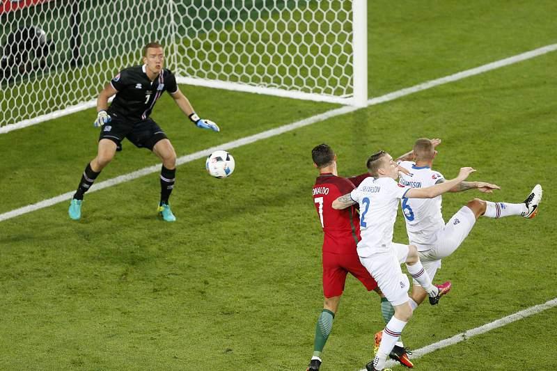 Euro2016: Portugal - Islândia