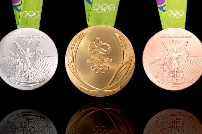 medalhas jogos olímpicos rio 2016