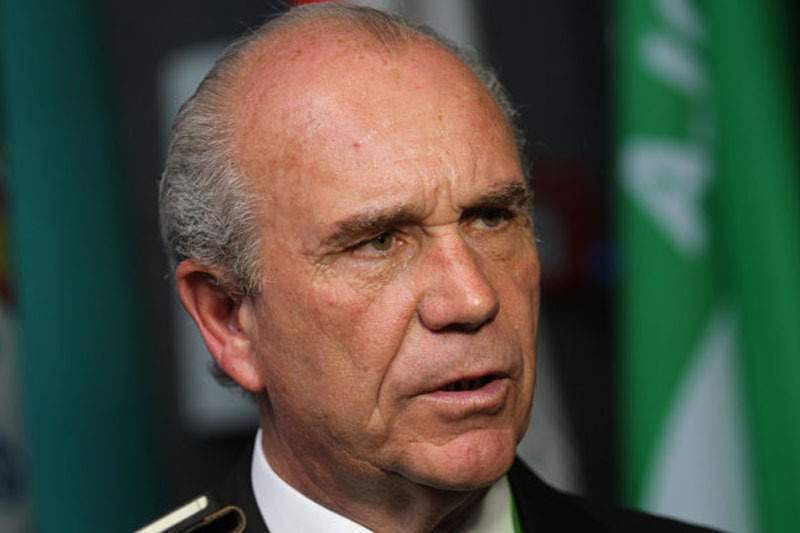 José Pereira, presidente da Associação Nacional de Treinadores