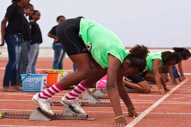 Atletismo: Lidiane Lopes