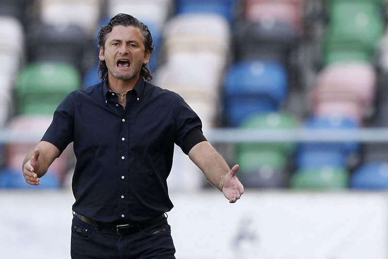 Rui Bento, treinador do Tondela