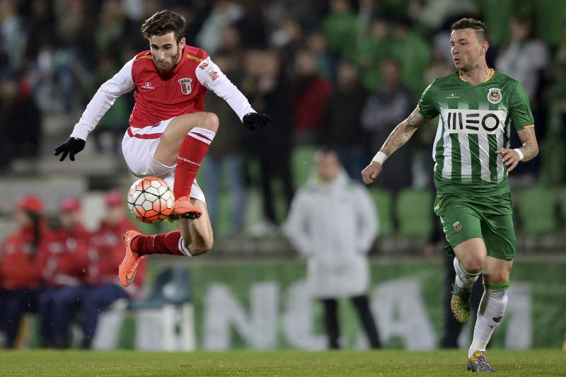 Rio Ave vs Sp. Braga