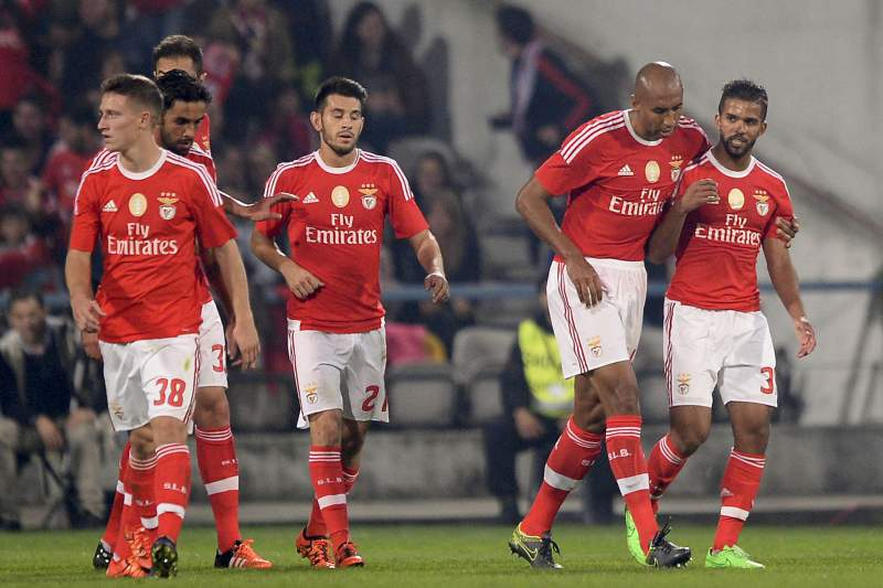 Vianense vs Benfica