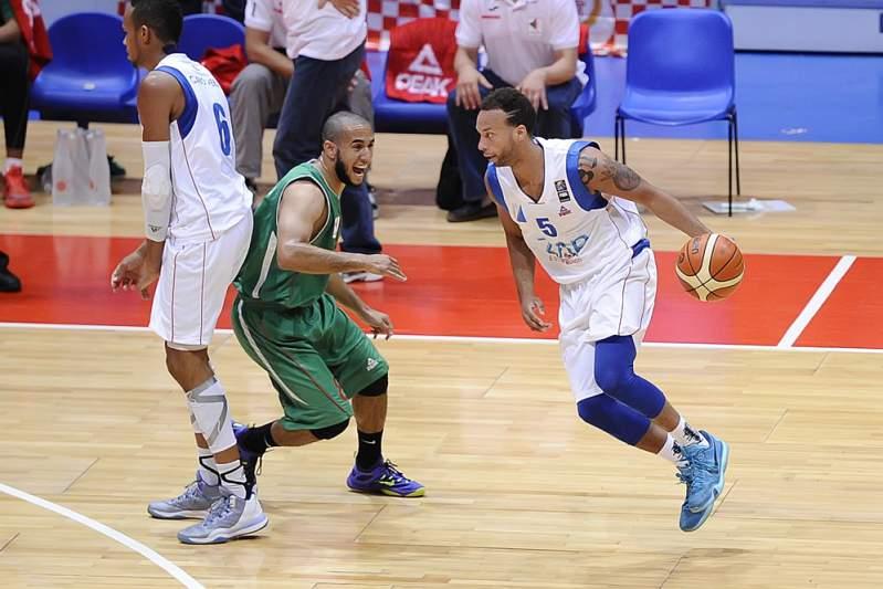 Afrobasket2015: Cabo Verde - Argélia