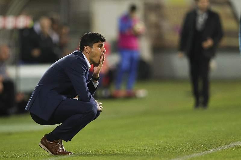Pedro Emanuel confiante na renovação de contrato com o Estoril