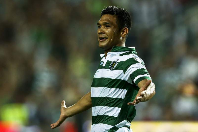 Gutierrez marca e Sporting já vence