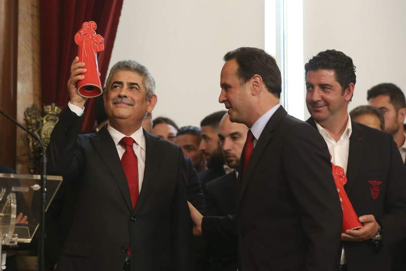 Benfica conquers the Portuguese Soccer First League title