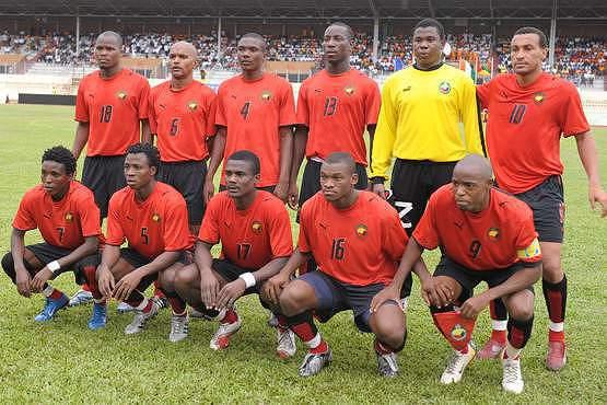 Seleção moçambicana de futebol