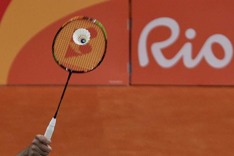 Rio 2016: Badminton: Pedro Martins