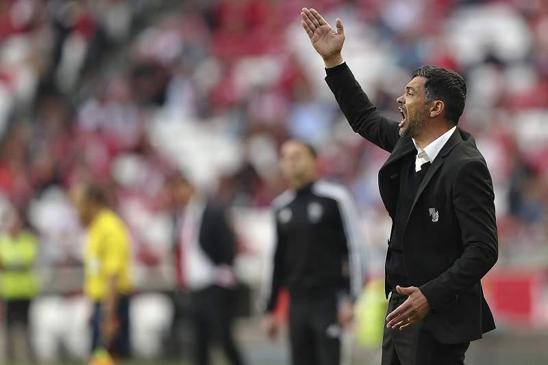 Sérgio Conceição vai ser suspenso por 25 dias