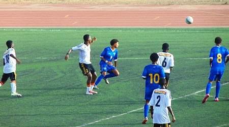 Cabo Verde - Angola