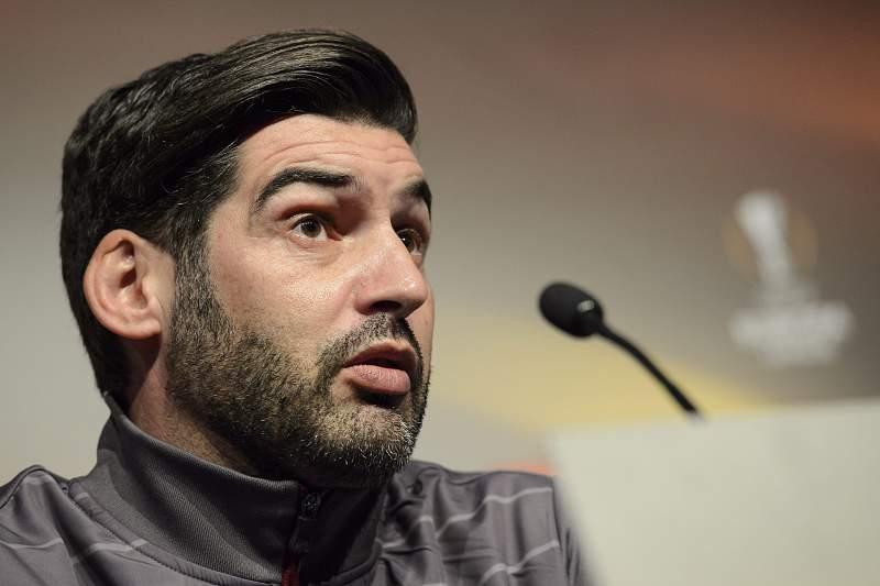 Braga press conference