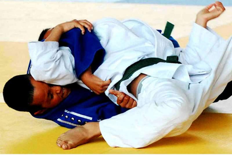 Angola compete no Mundial de Grand Master de Judo