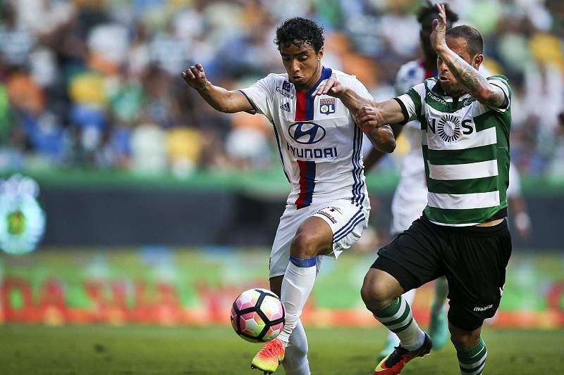 Rafael contra o Sporting