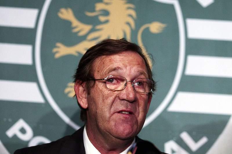 Abrantes Mendes foi candidato à presidência do Sporting Clube de Portugal em 2011