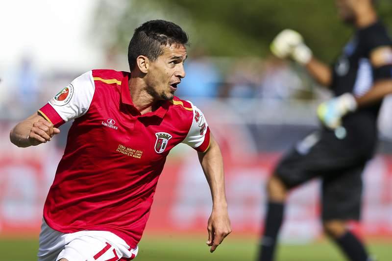 Rui Fonte no Braga em definitivo