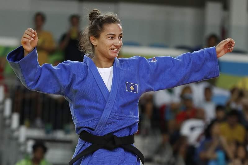 Majlinda Kelmendi (Judoca do Kosovo)
