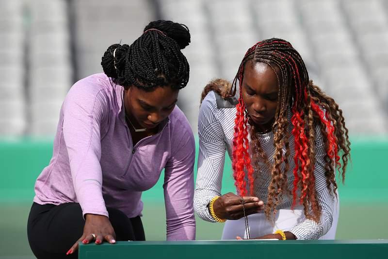 Serena Williams e Venus Williams