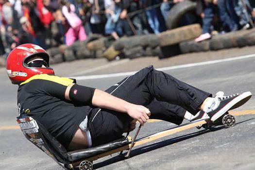 Concentração de carrinhos de rolamentos em Pedrógão Grande quer recorde mundial