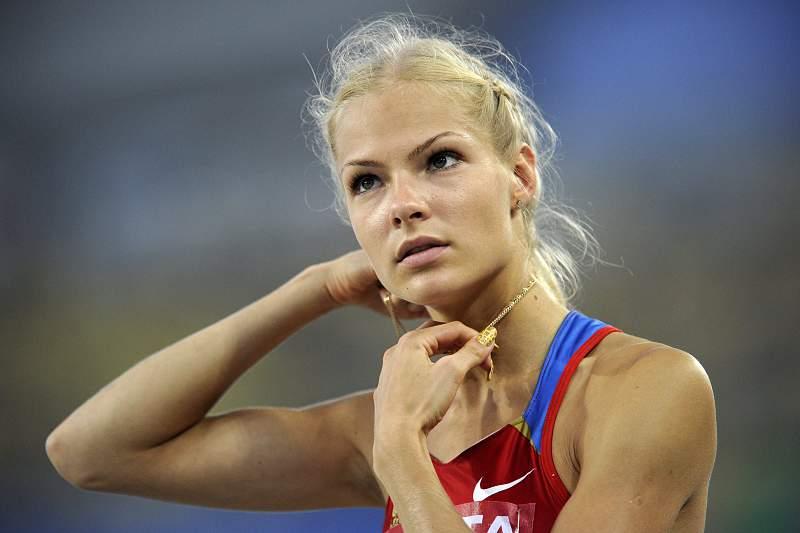 Russia's Klishina cleared for 2016 Rio Olympics