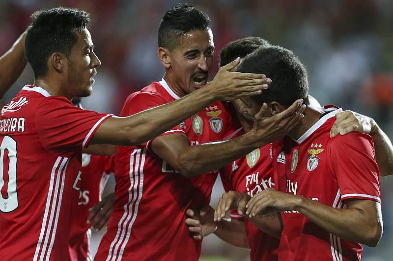 Algarve Cup: Benfica vs Derby County