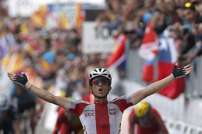 Michal Kwiatkowski - 2014 UCI Road World Championships