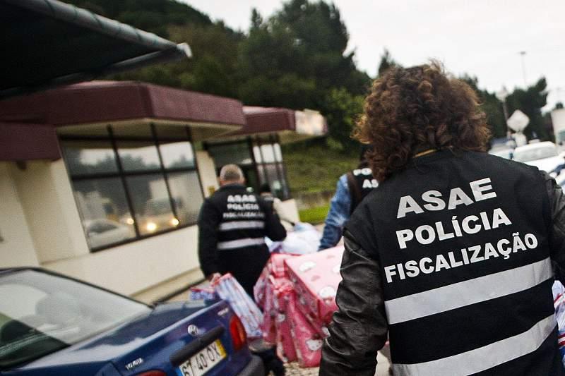 Operação de fiscalização da ASAE