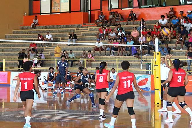 Cabo Verde: Voleibol feminino