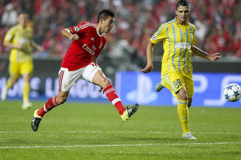 Benfica-Astana