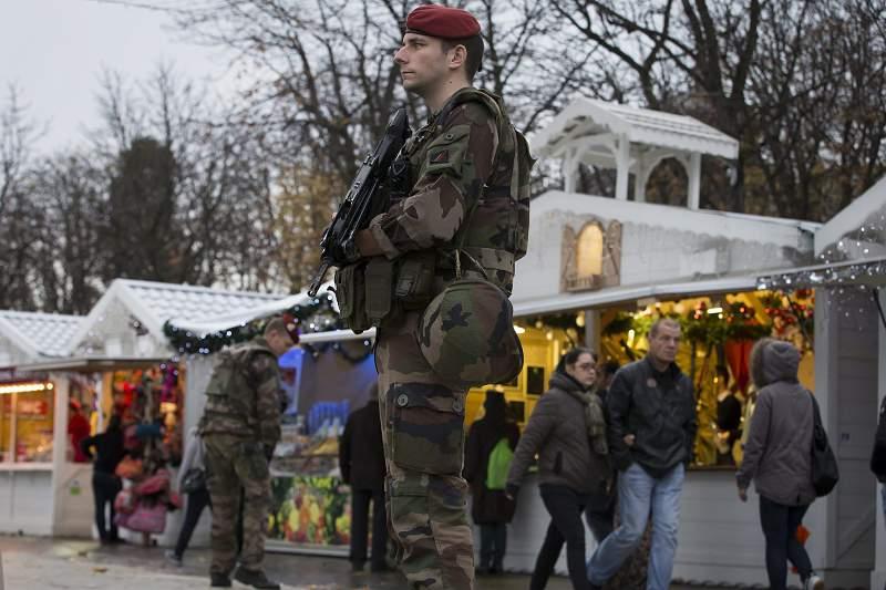 Forças de segurança francesas