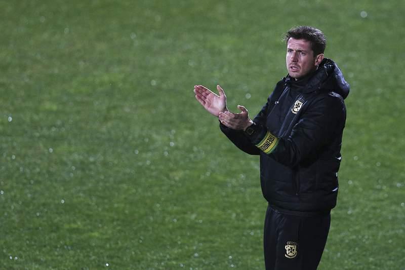 Vasco Seabra, treinador do Paços Ferreira