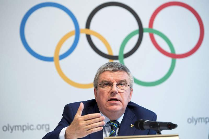 Olympic Summit of the IOC in Lausanne